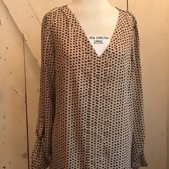 new directions Tops - New direction blouse